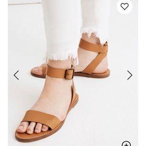 Madewell Boardwalk Sandals